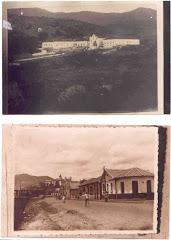 Vista do Seminário e Avenida Manoel Leandro Corrêa