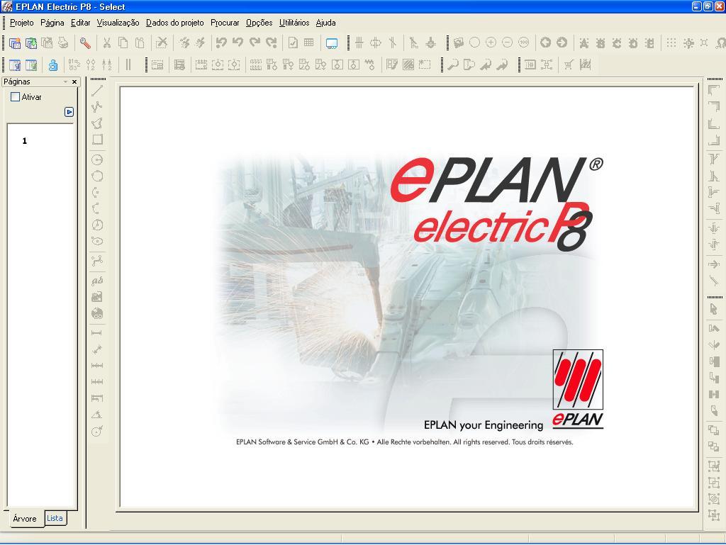 Dicas e Tutoriais EPLAN Electric: Abril 2010