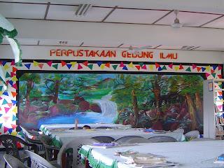 Sk kampung gemuroh 21060 kuala terengganu terengganu for Mural yang cantik