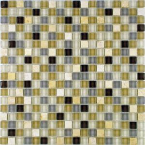 accent Tile in Kitchen Home Depot
