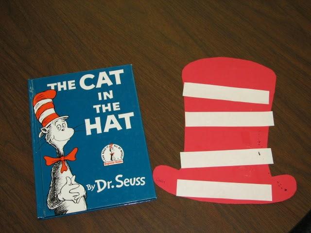Preschool ideas for 2 year olds dr seuss preschool ideas for Dr seuss crafts for preschool