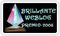 Brillante Weblog Premio -2008