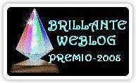 Brillante Weblog Premio -2008