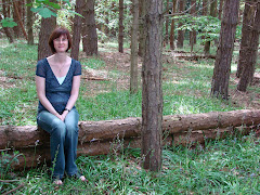 Ali in Elkin Woods
