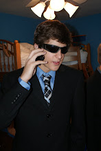 this is josh. Secret Agent Man!