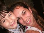 Eu e minha filha!!