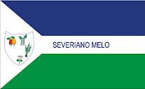 ANTIGA BANDEIRA DE SEVERIANO MELO