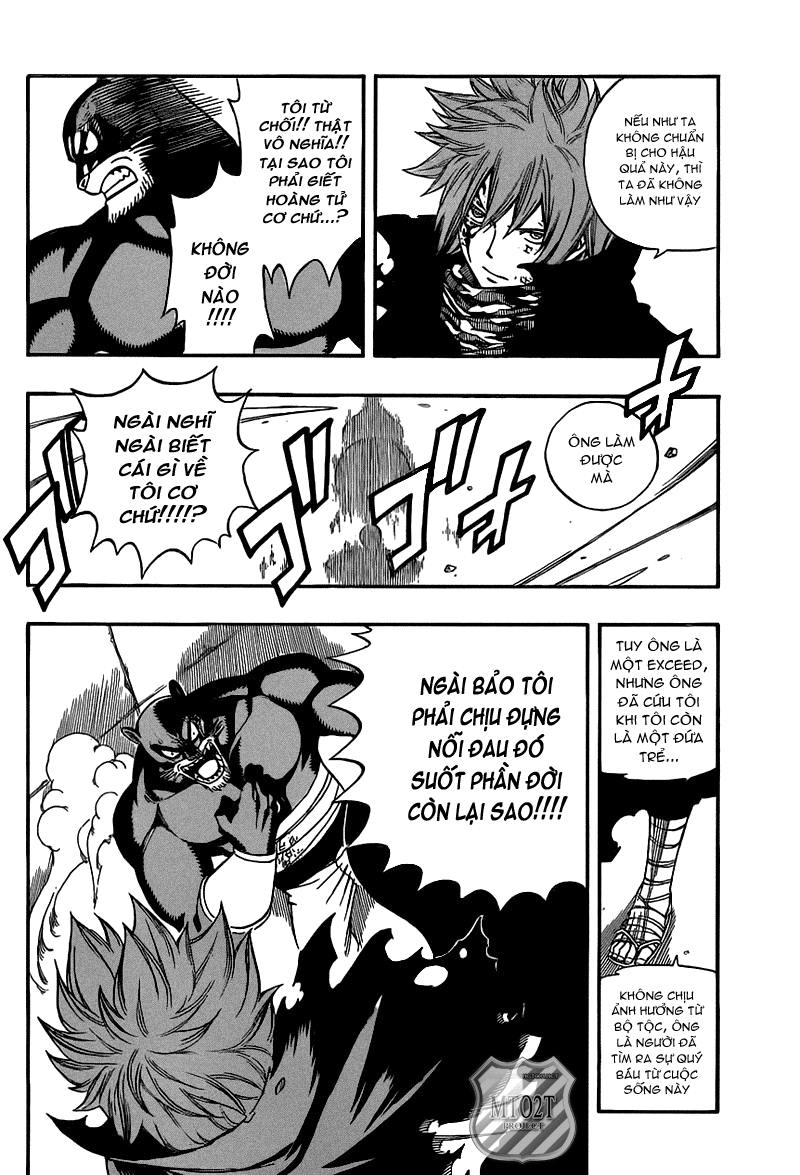 Fairy Tail chap 196 page 5 - IZTruyenTranh.com