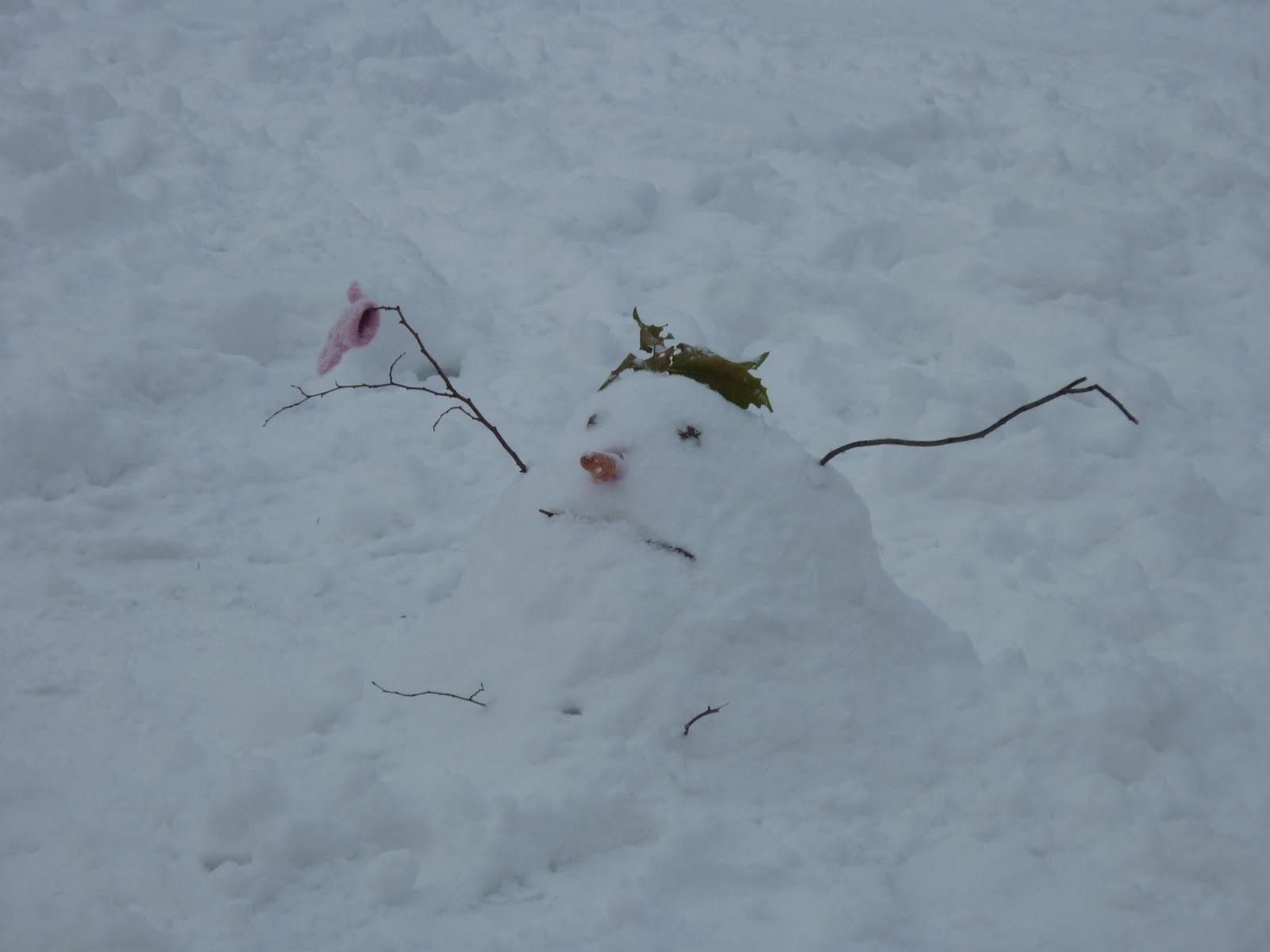 fashion moriarty a little fail of a snowman