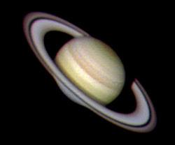 Our Planet Saturn