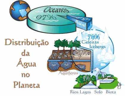 Importancia Del Agua. A importância da água