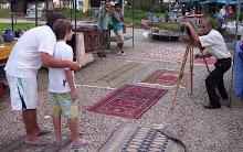 Aniversário da Associação Feira de Antiguidades aos Domingos na Gávea