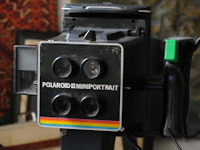 Polaroid para 3x4 usada pelo fotografo Pedro Theodósio no Largo do Machado.