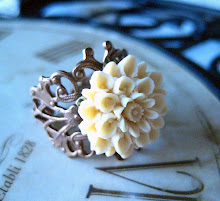 Flower Filigree Ring's