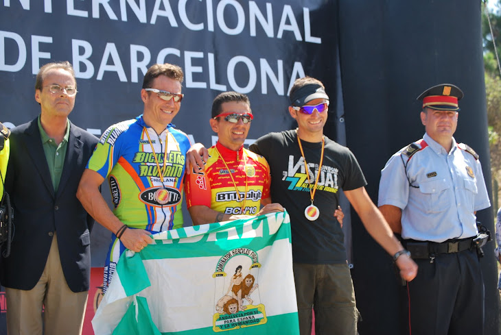 Campeon España Polyb 2010
