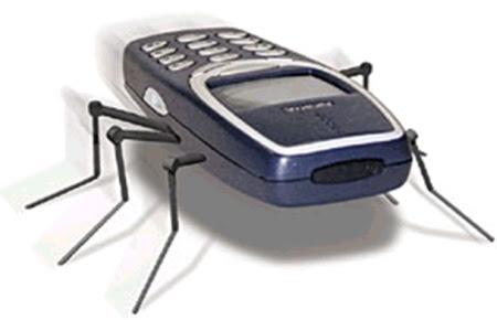 mengirim virus hp lewat sms