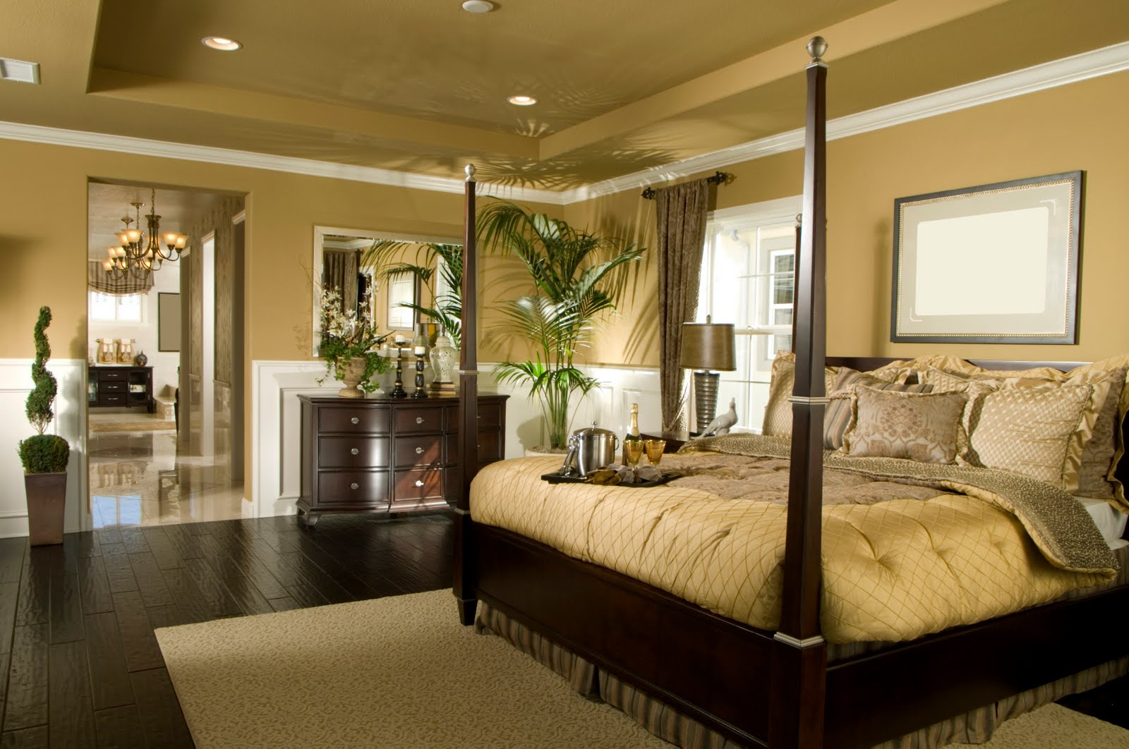 Centerville luxury property million dollar homes for sale for Master bedroom decor