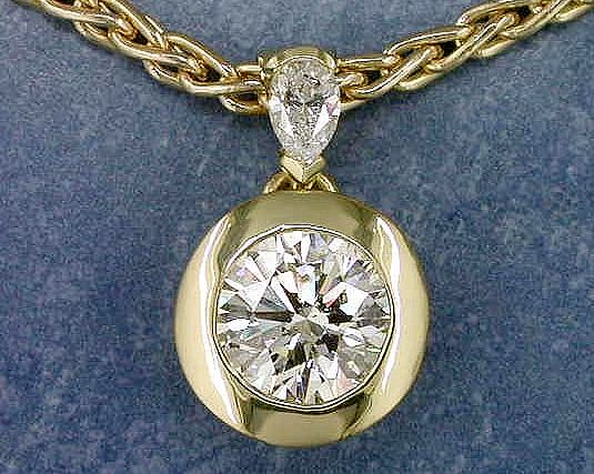Latest Fashions Latest Diamond Pendents