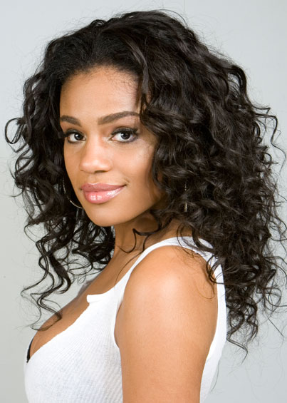 Wagmans Naturally Curly Virgin Remy Indian Human Hair 45