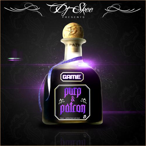 Game – 'Purp & Patron' Mixtape (Disc 1 & 2)