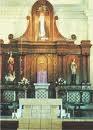 Interior Iglesia La Inmaculada