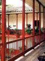 Interior Casa Típica Salamineña