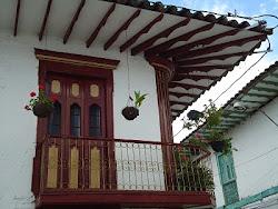 Balcón salamineño