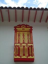 Balcón Típico Salamineño