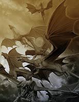 стая драконов
