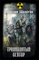 обложка книги Тринадцатый сектор (Вячеслав Шалыгин)