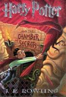 обложка книги Гарри Поттер и тайная комната (Дж.К.Роулинг), художник Мэри Грандпри