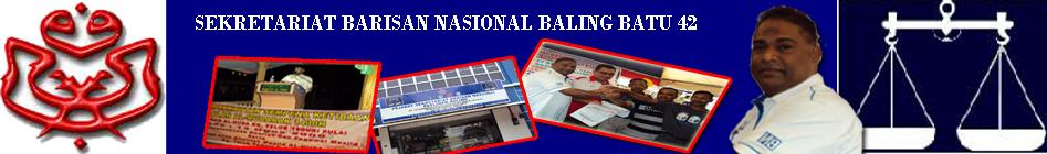 SEKRETARIAT BARISAN NASIONAL BALING
