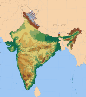 [India+Physical+Mappng]