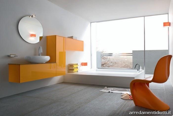 Arredamenti diotti a f il blog su mobili ed arredamento d 39 interni arredobagno di design - Bagno contemporaneo ...