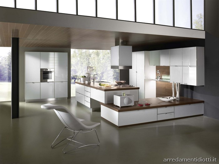 Arredamenti diotti a f il blog su mobili ed arredamento for Cucine italiane design moderne