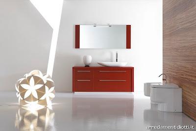 Arredamenti Diotti A&F - Il blog su mobili ed arredamento d'interni: Arredobagno colorato: una ...