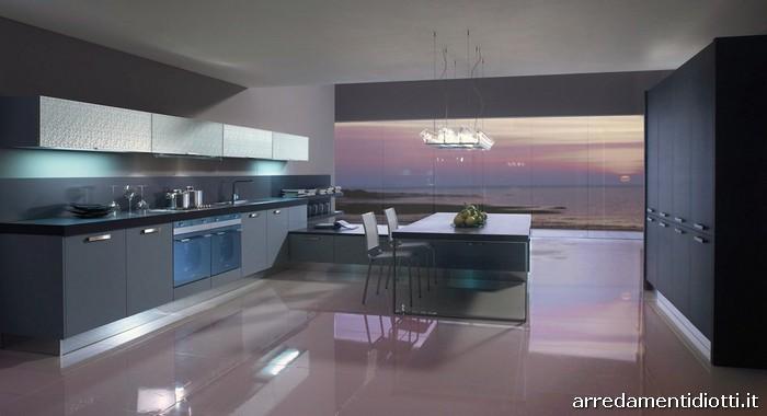 Arredamenti diotti a f il blog su mobili ed arredamento - Cucine moderne americane ...