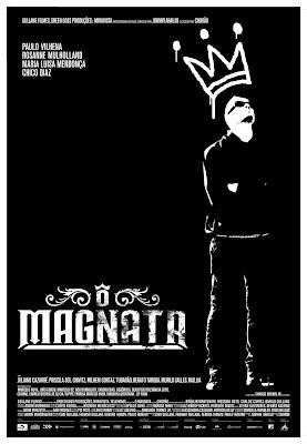 Filme Poster O Magnata DVDRip RMVB Nacional