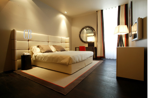 Bedroom ideas 5 star hotel in bedroom decoration for Hotel bedroom design