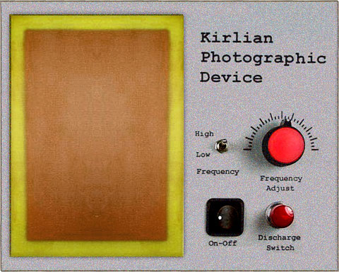 kirlian photograph machine