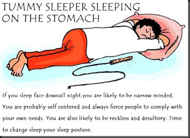 Sleep Position Personality Know Your Personality From Your