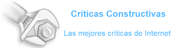 Criticas Constructivas