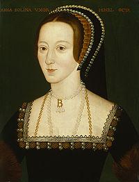 Ana Bolena, rainha da Inglaterra