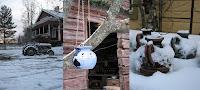 talvisia näkymiä Kustavin savipajalta