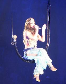 Britney, päivänvarjo
