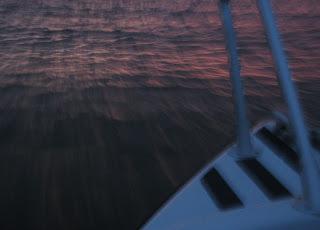 Merellä vauhdissa