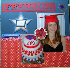 Ashley graduates