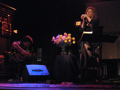 Cowboy Junkies at Majestic Theatre, 11.28.2007