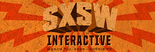 SXSW Interactive 2008 Logo