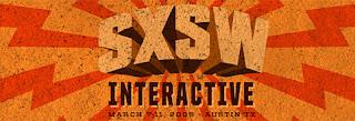 SXSW Interactive 2008 Logo